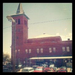instagrammed photo of El Paso station