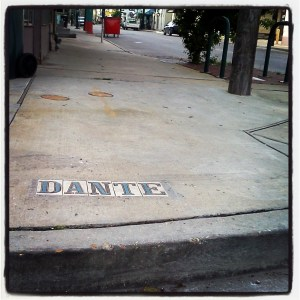 Dante and Oak, New Orleans
