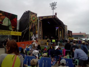 Congo Stage