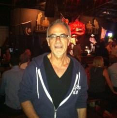 Jim Arnold at Rock 'n' Bowl