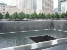 9/11 Memorial, North Tower