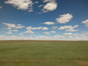 Why they call it Big Sky country!