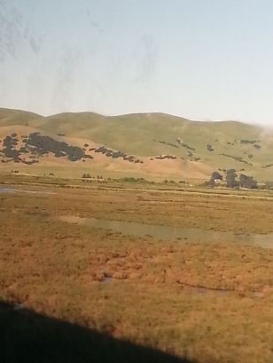 More California hills