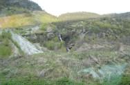 006 Waterfall on way to Zermatt