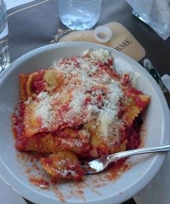1090 Dinner - Lasagna