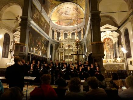 550 Jacksonville Choir concert