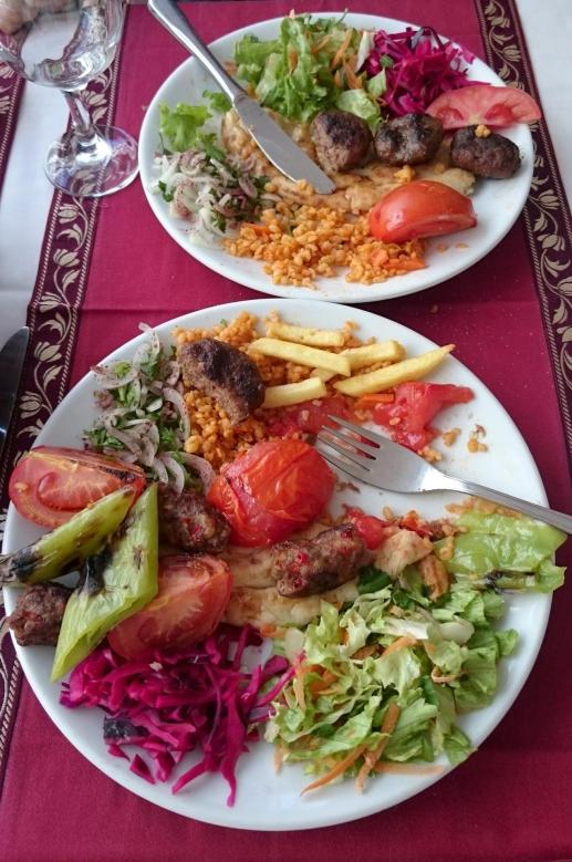 620 Lunch - Kebabs