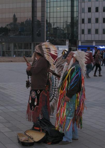 643 Native Americans