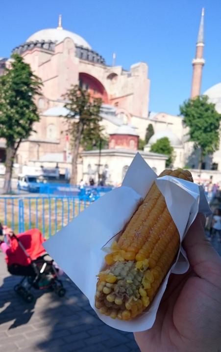 667 Snack - disgusting corn