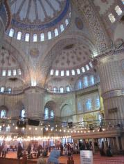 674 Blue Mosque Inside