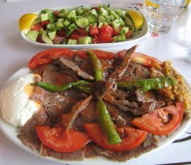 919 Lunch - Iskandar Kebab