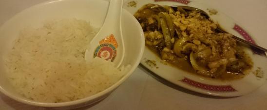 1708 Dinner - Lemograss Coconut Milk Chicken
