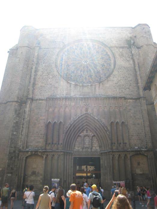 1768 Santa Maria del Pi