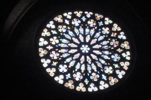 1782 Santa Maria del Pi Interior