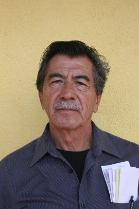 Don Pedro. Main owner of El Gran Burrito and the man who's been generous enough to lend us the space for our Back to School Party there August 25, 2018. We are now fundraising for the party!