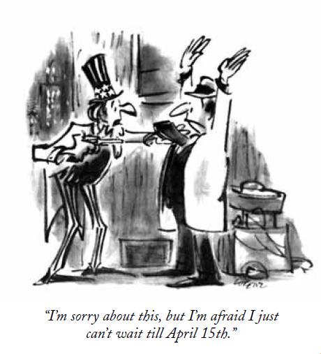 Tax Day : Libertarian
