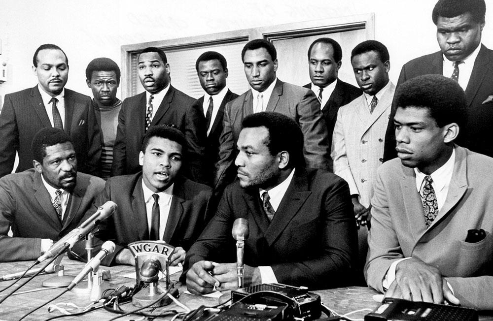 Jackie Robinson Leader