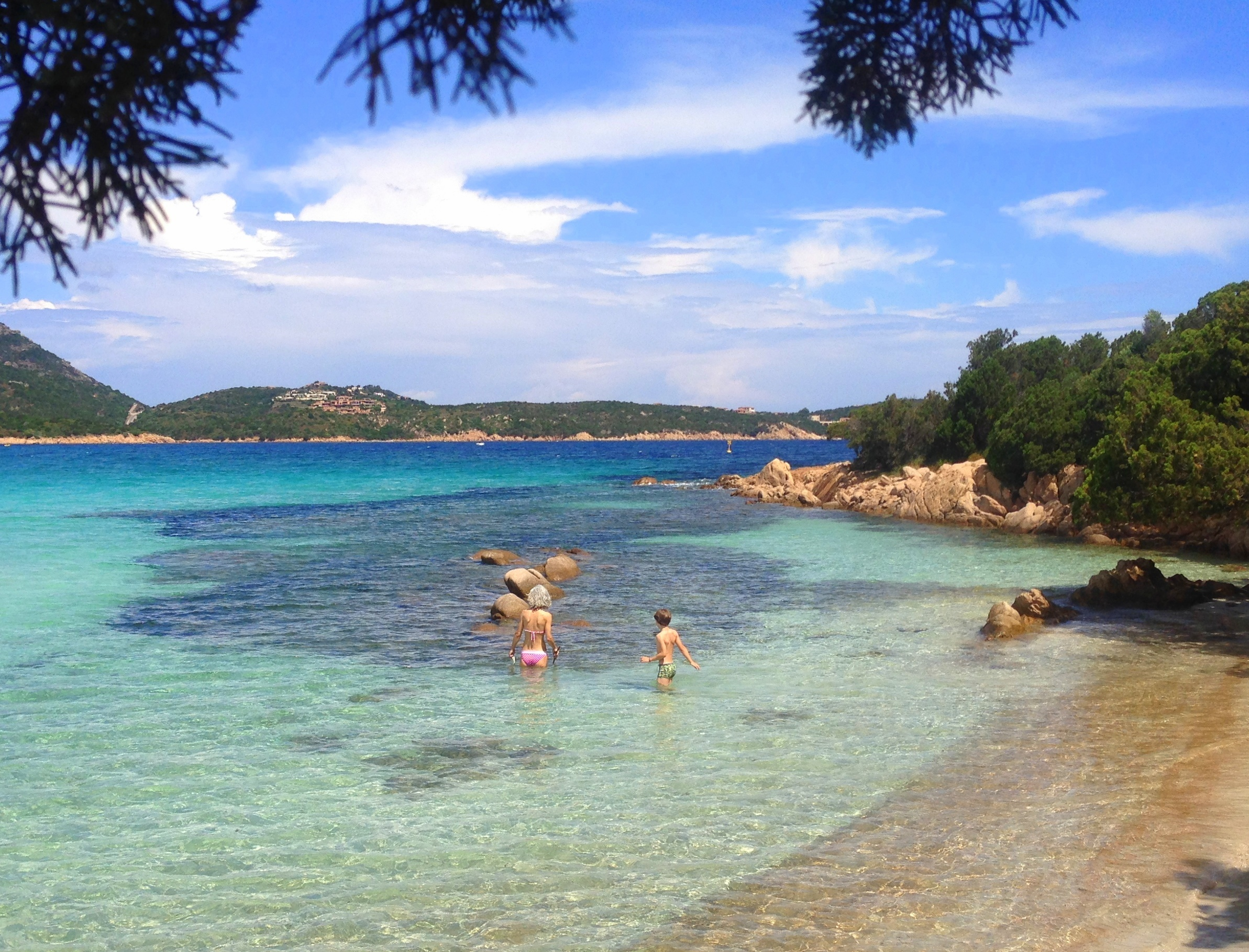 Sardinia is justifiably famous for its beaches. You'll also find great wine and lovely driving trips, especially if you rent a moped!
