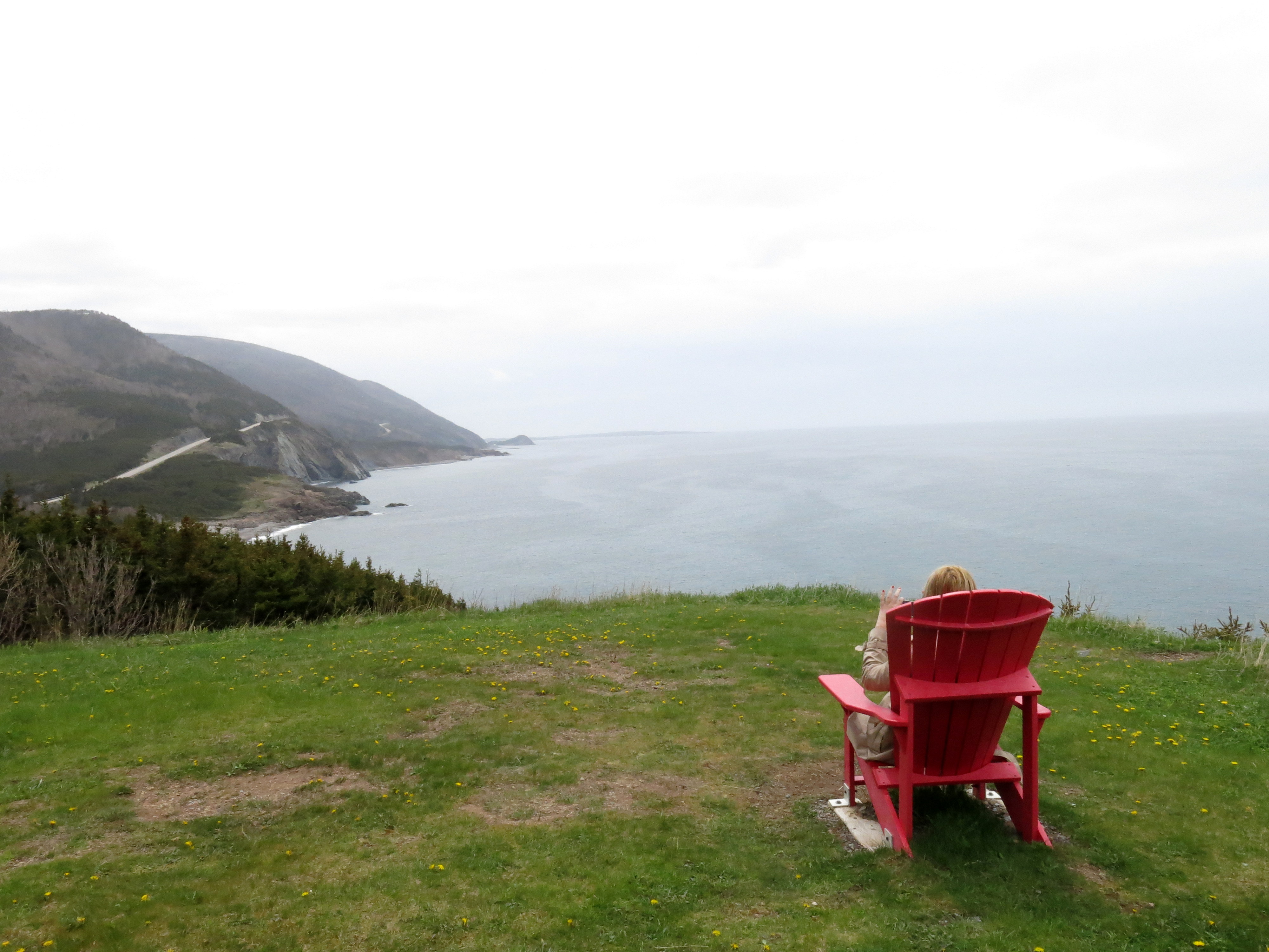 Cape Breton Highlands National Park and the Cabot Trail are one of the world's best drives. The hiking is excellent, too. And don't forget the music!