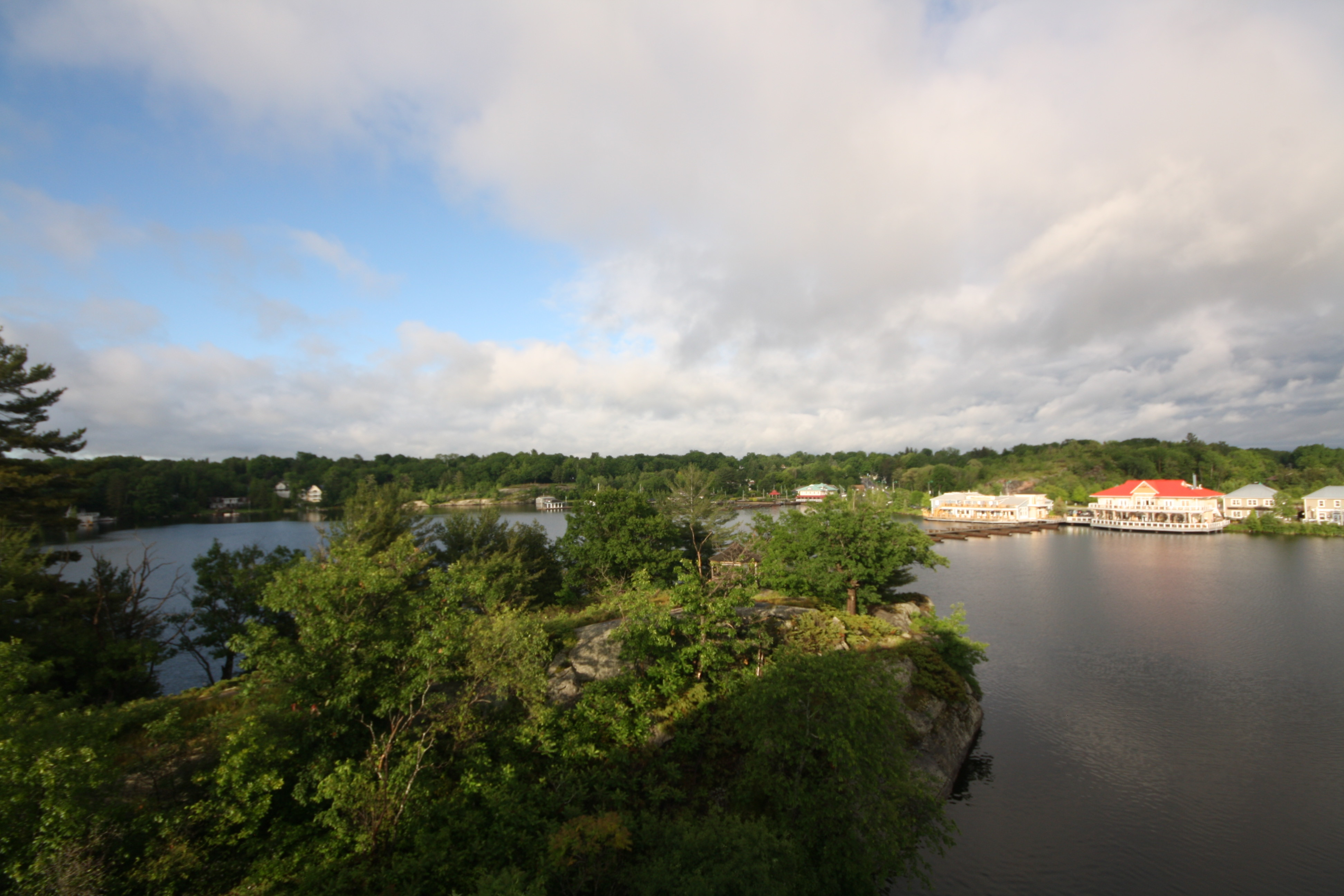 A room with a view at the Residence Inn by Marriott in Gravenhurst, Ontario. JIM BYERS PHOTO