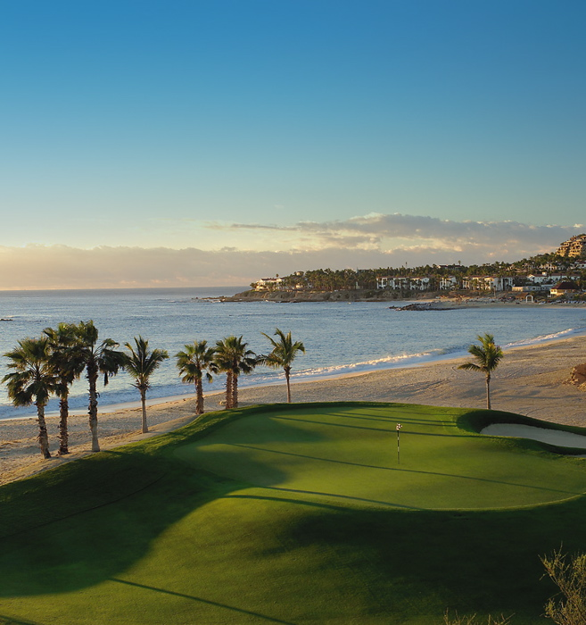 The Palmilla Golf Club is a gem in Cabo San Lucas.