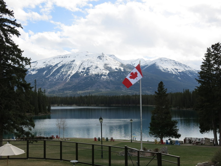 Canadian National Parks like Jasper and Banff are the envy of the world. Boosting visits shouldn't be hard, and would be a big help for the battered Canadian economy. JIM BYERS PHOTO