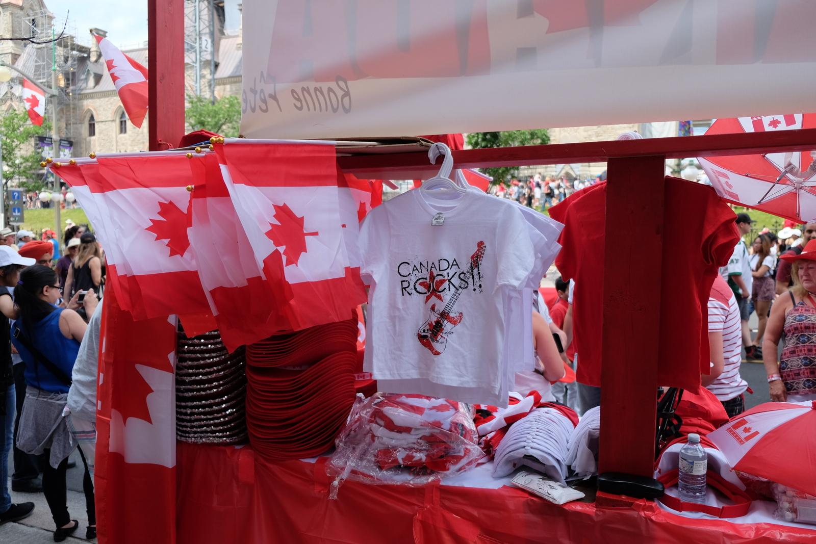Canada rocks? Damn right, we do.