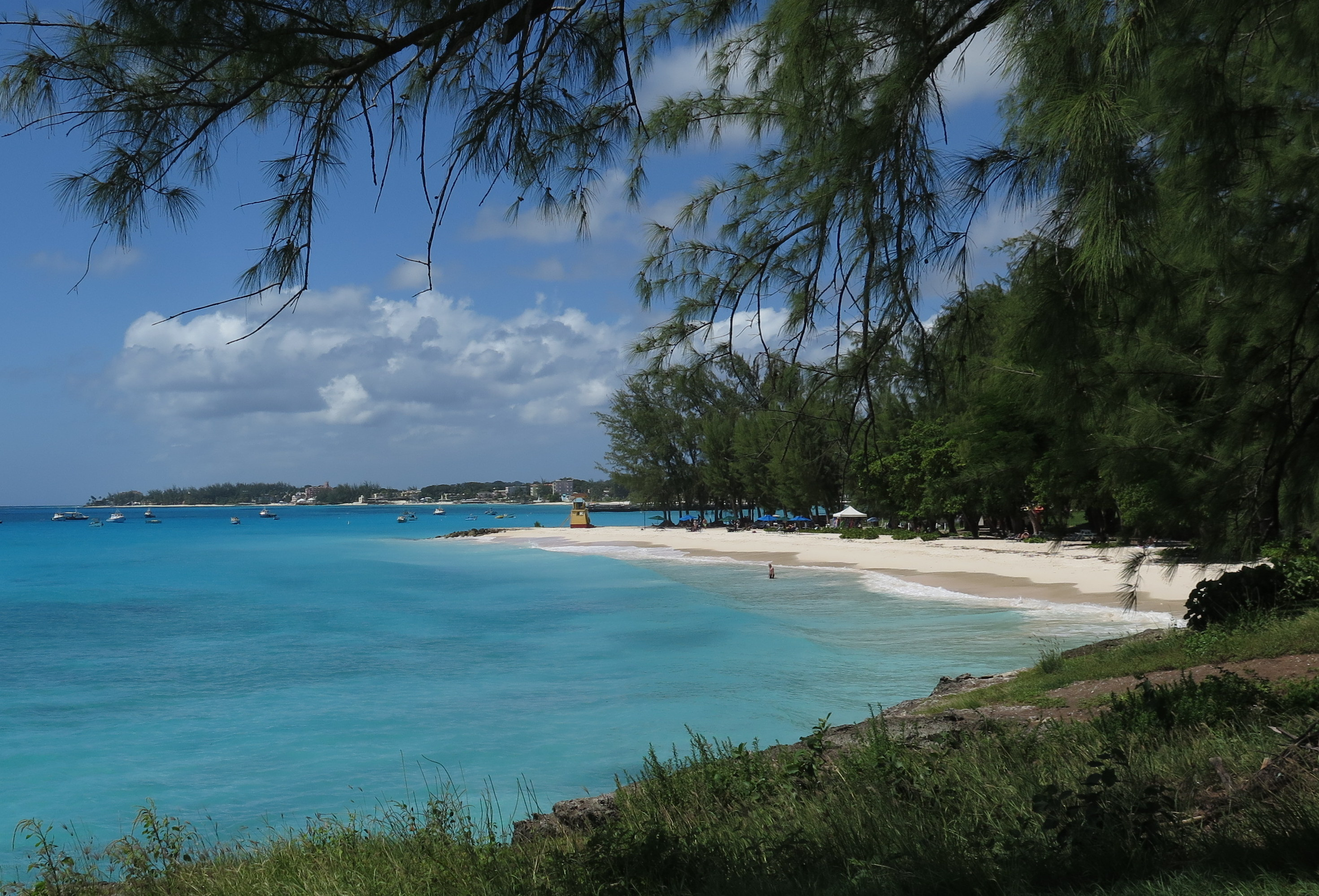 Miami Beach is a fantastic spot on the south coast of Barbados. JIM BYERS PHOTO