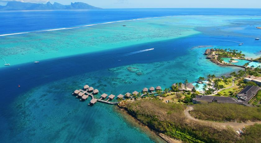 The Intercontinental Tahiti is one of a million properties you can book with Booking.com. You could even win a week's stay!