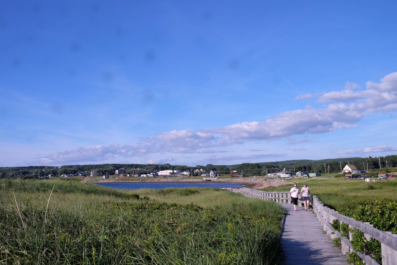 Port Hood is a lovely community in Cape Breton, Nova Scotia. - JIM BYERS PHOTO