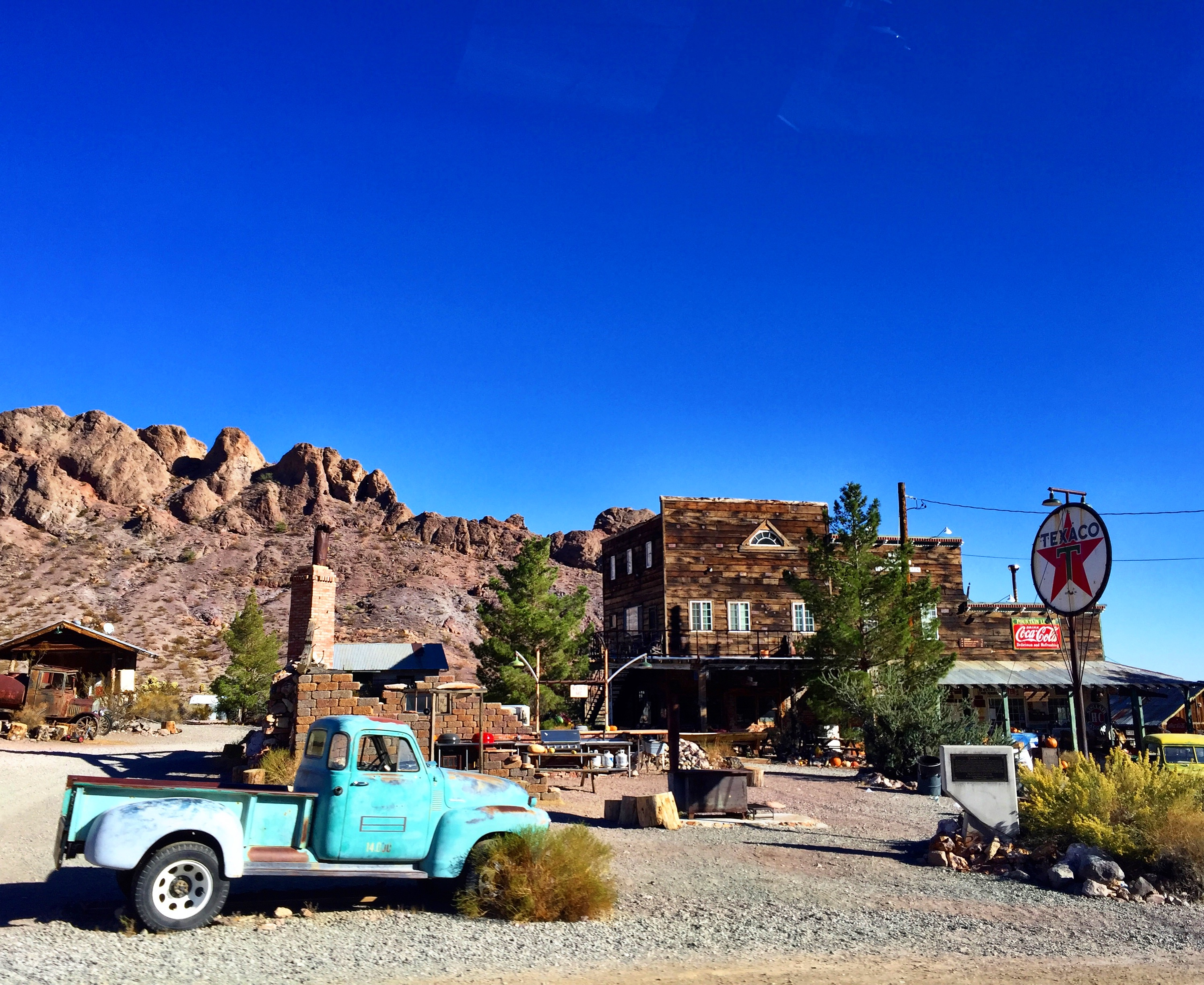 Get away from the Strip and try a tour at the El Dorado mine outside Las Vegas. - JIM BYERS PHOTO