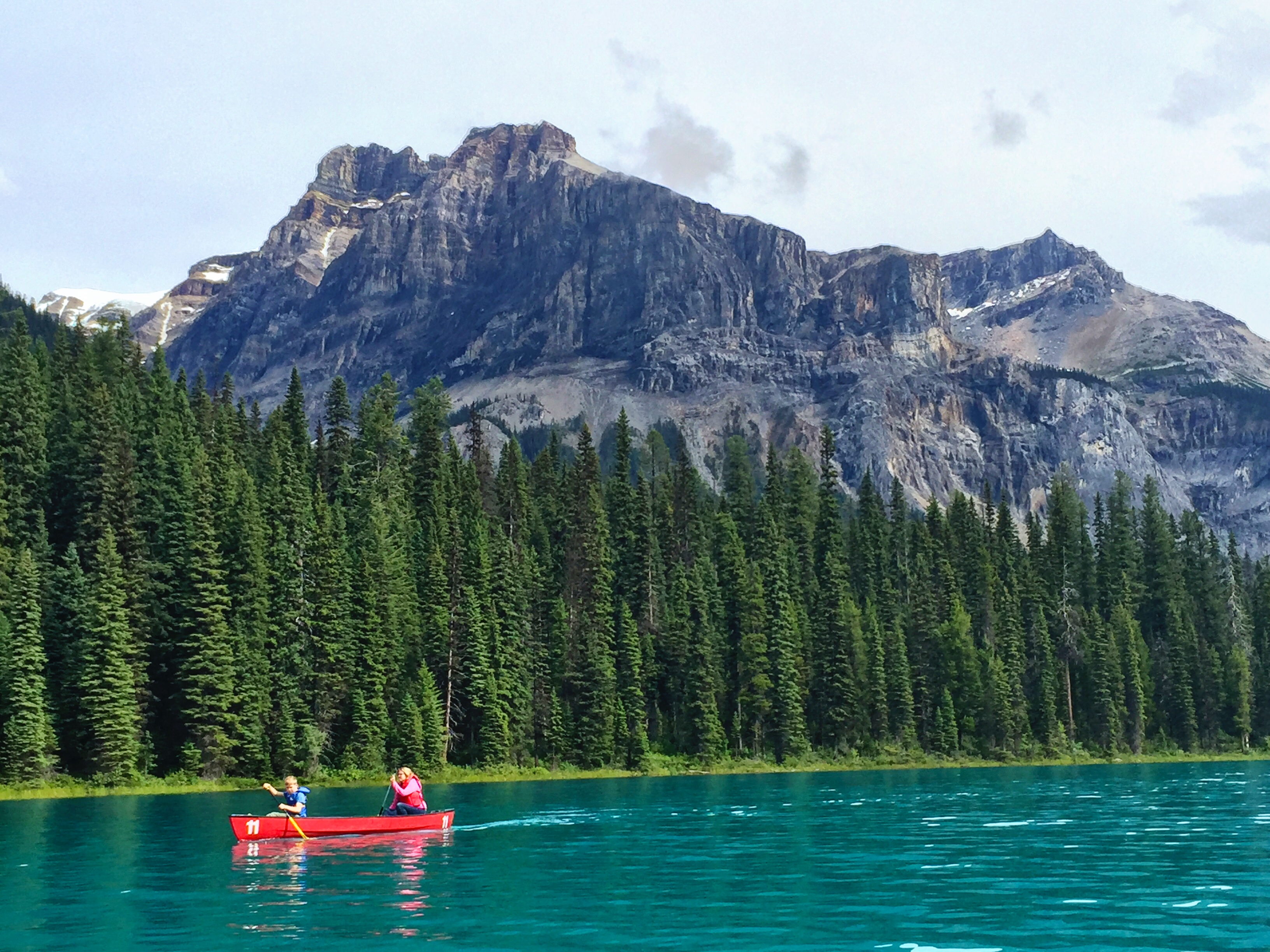 "Emerald Lake is one of those ""pinch-me"" places that make Canada so popular with tourists. - JIM BYERS PHOTO"