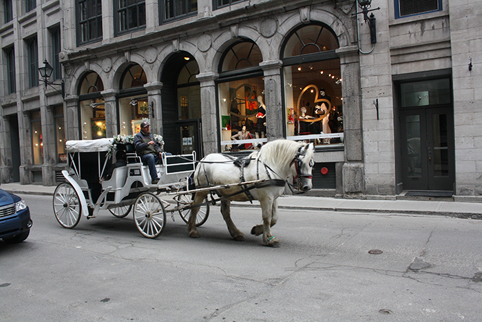 Montreal makes a great weekend getaway from Toronto. But beware of ticket prices if you fly on a Friday. JIM BYERS PHOTO
