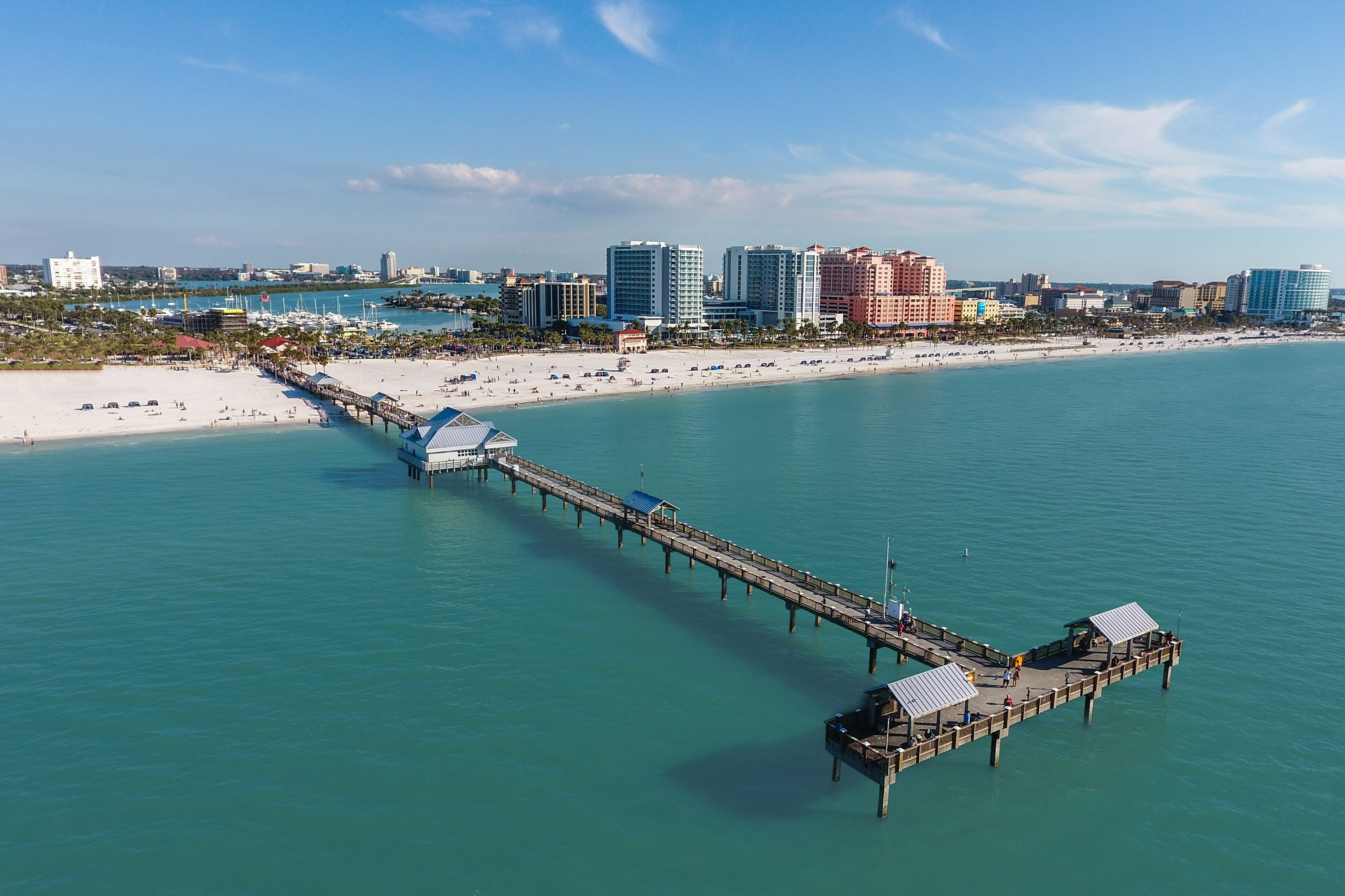 Wonderful Wyndham Grand A Great Addition To Clearwater