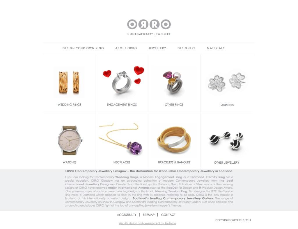 Orro Contemporary Jewellery