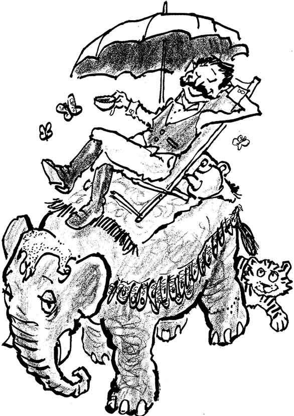 The Illustrator's Tale