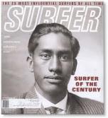 Duke on magazine cover, 2002