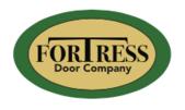 Fortress Door Company Logo