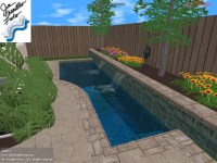 Swimming Pool Design - Big Ideas for small yards!