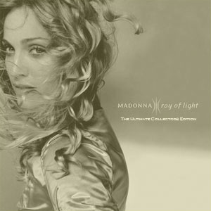 Ray of Light, edited cover