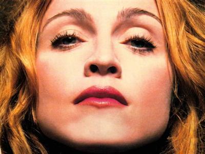 Madonna (for her birthday)