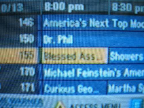 Blessed Ass