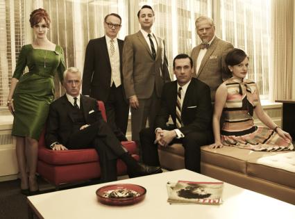 Mad Men season 5 promo