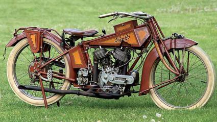 Traub Motorcycle