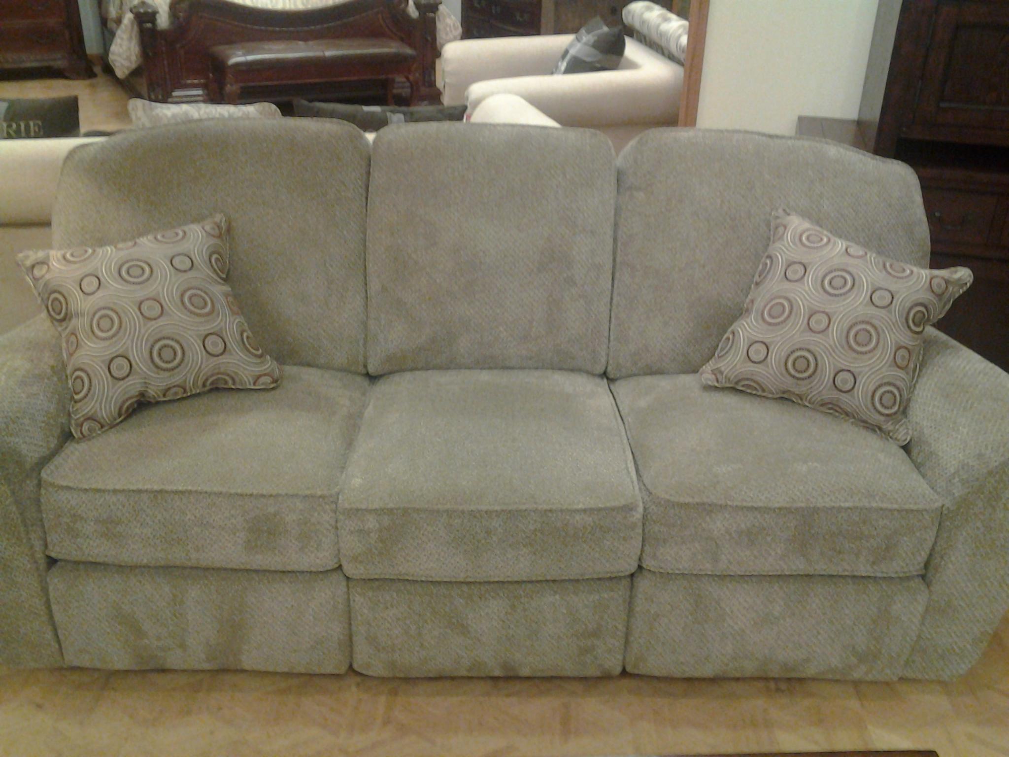 cindy crawford sleeper sofa nailhead trim elegant slipcovers dillards - sofas