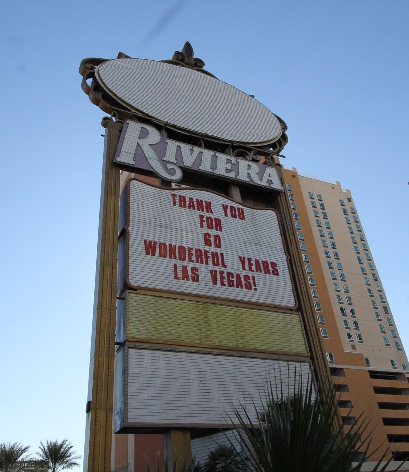 Riviera Casino, Las Vegas