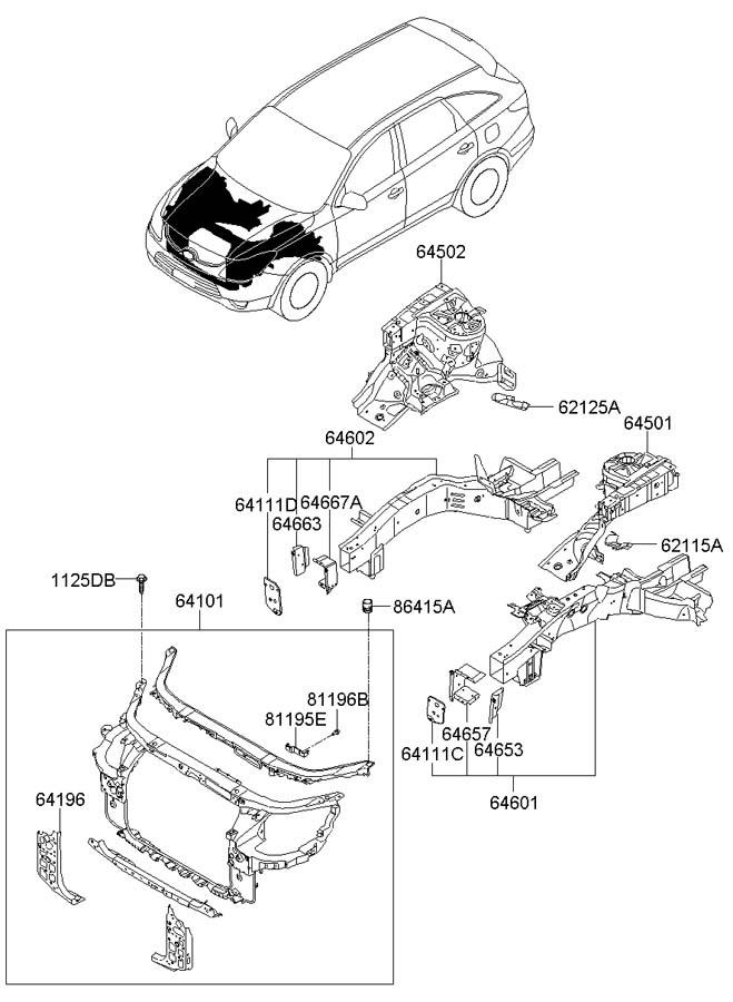 Hyundai Genesis Coupe Engine Diagram