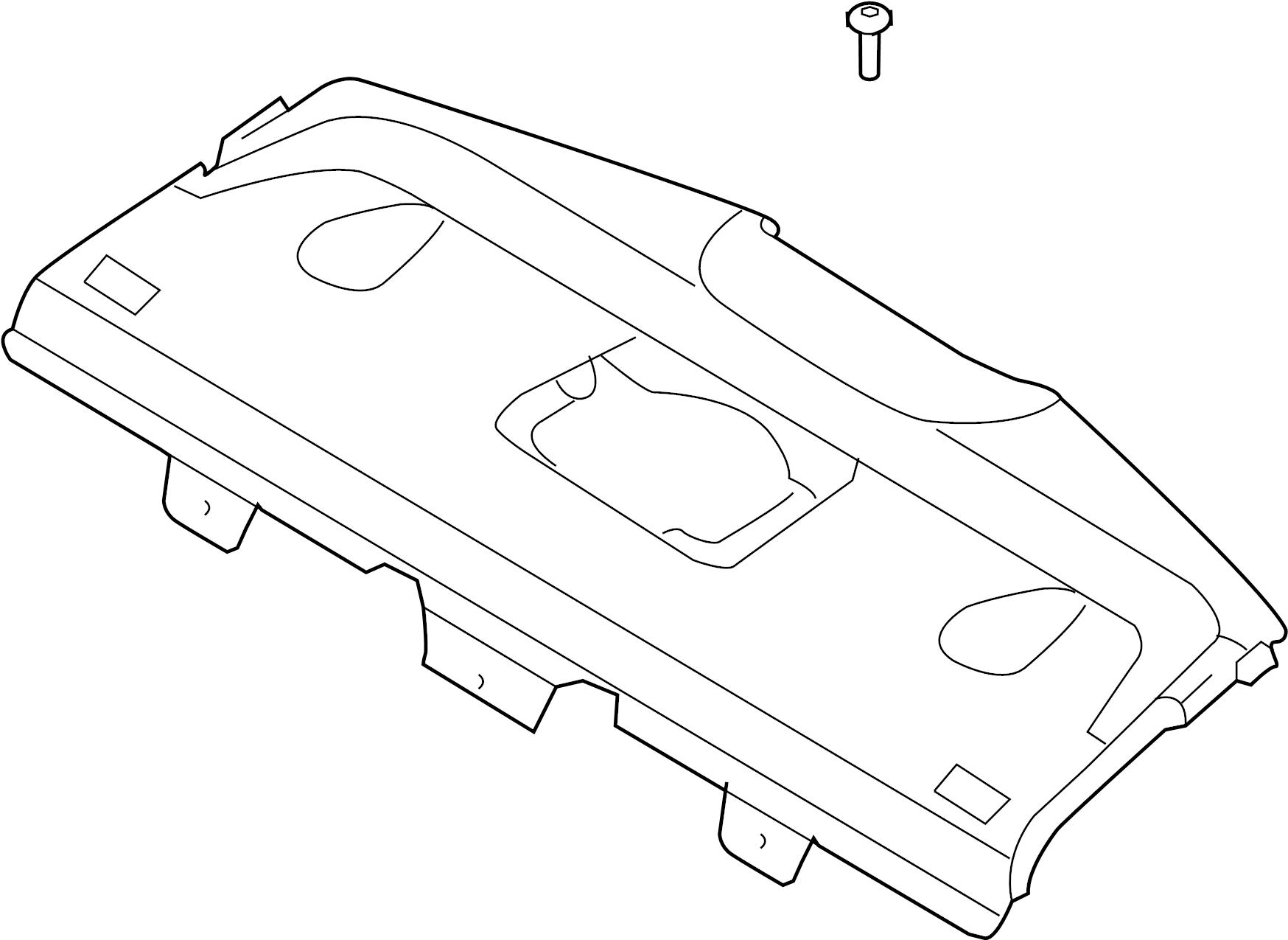Hyundai Genesis Trim Assembly