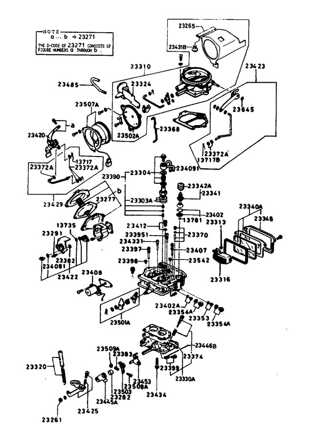 Mazda Carburetor Manual 1979 1985