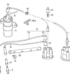 ignition coil wiring also 74 vw beetle ignition coil wiring diagram [ 1769 x 1478 Pixel ]